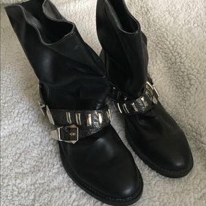 Baby Phat black boots